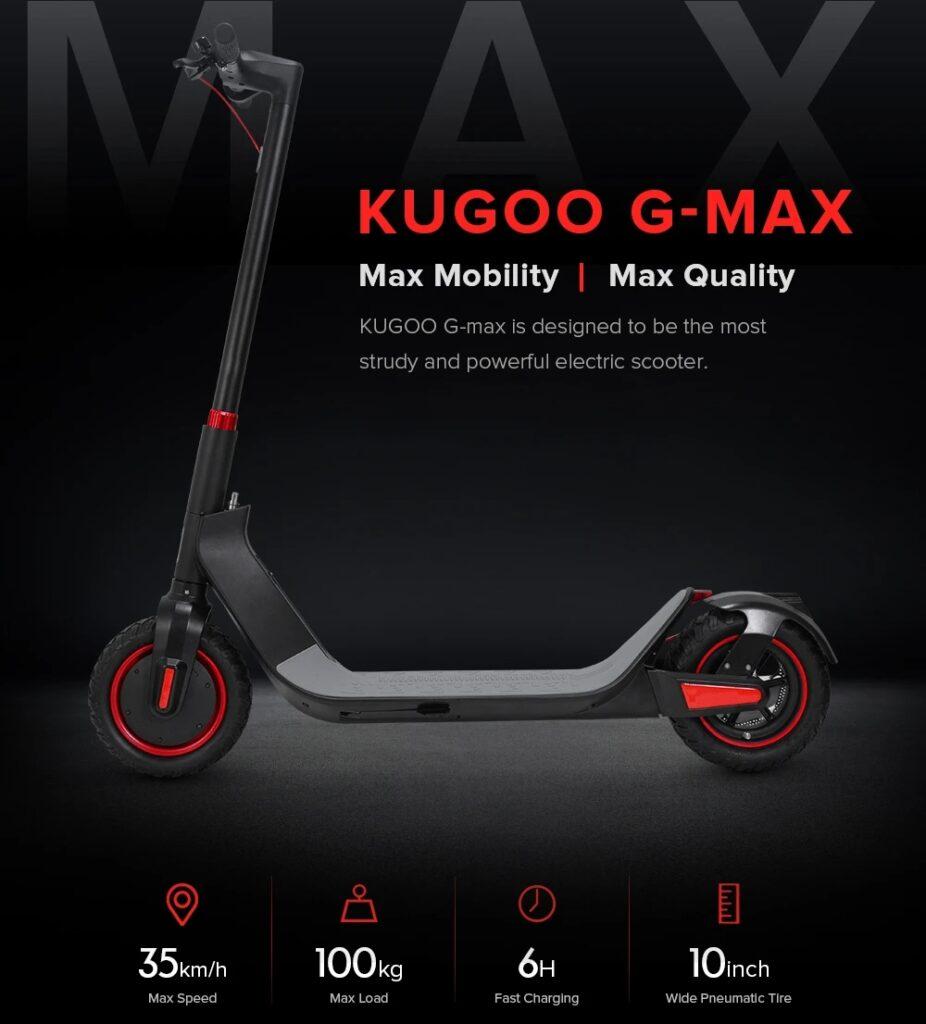 KUGOO GMAX
