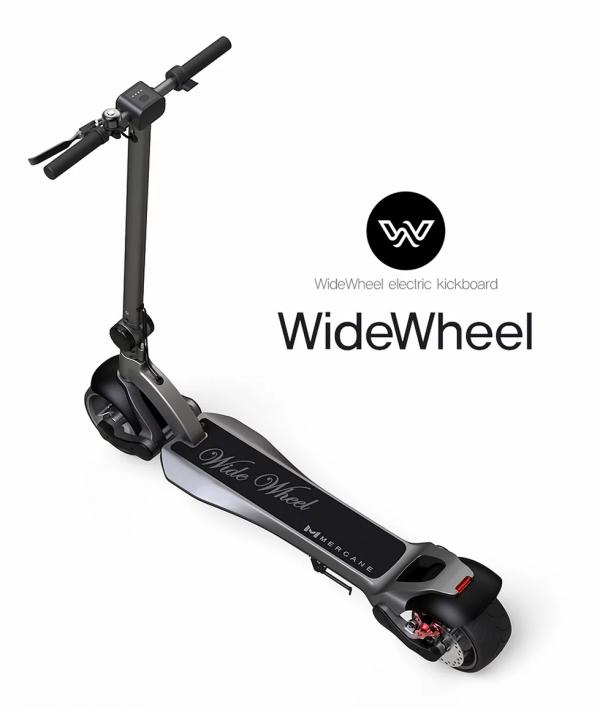 Mercane Wide Wheel PRO 2020