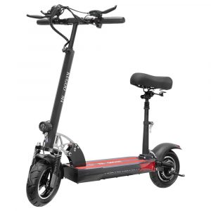 Kugoo M4 electric scooter with seat kugoo m4