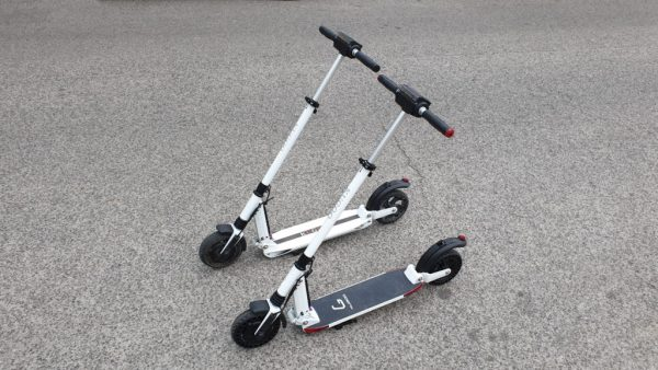 two kugoo scooters s1 pro