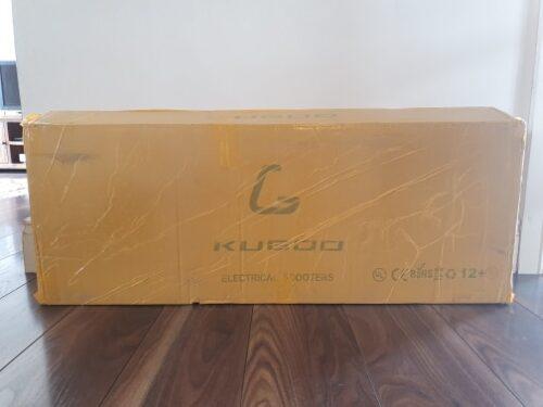 Kugoo S1 - Trottinette Electrique 350W photo review