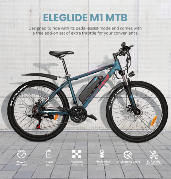 Eleglide M1 VTT électrique